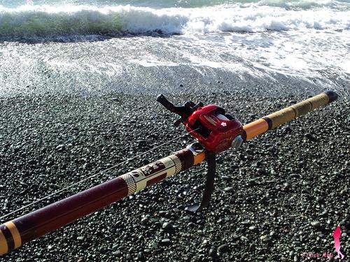 SZM スズミ釣具 トップフォース ベイトリール