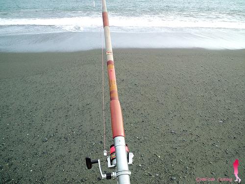 ダイワ スポーツライン ST-01 with 三平