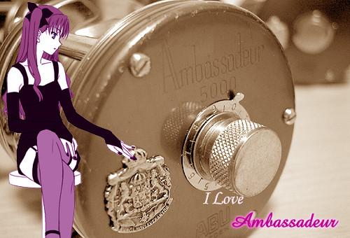 OLD ABU ambassadeur 5000 & 6000★彡