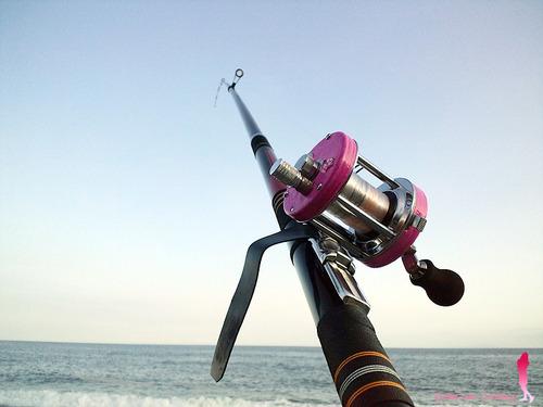 シマノ 投げ竿 エアロキャストでサーフトローリング