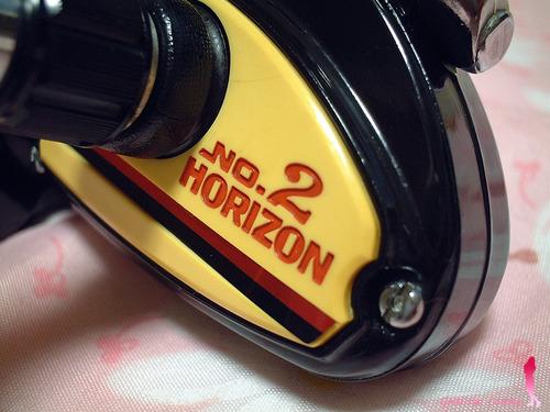 オリムピック スピニングリール HORIZON No.2★彡