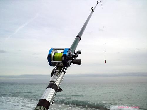 ダイワ サンクリスタル サーフパワー 振出 420 投げ竿