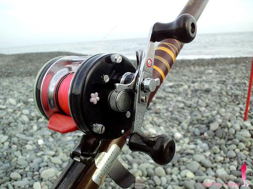 ジグサビキ釣り オリムピック スーパーキャスティング