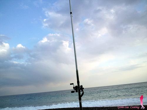 ZENITH STRA SURF 25-450 中国製投げ竿