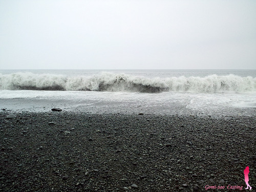 最悪の海( ̄∀ ̄)