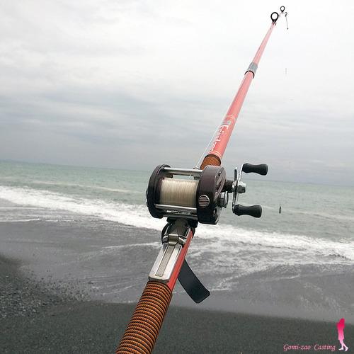 OLYMPIC 投げ竿 フレンド 360 投げサビキ釣り