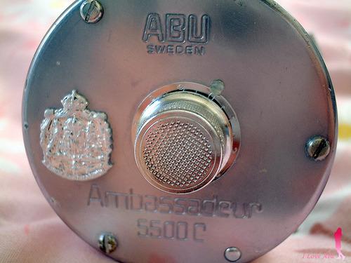 ABU old ambassadeur 5500C