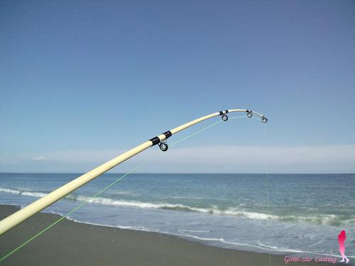 オリムピック バージニアV オールド投げ竿 ごみ竿♪