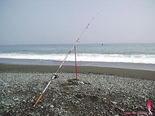 NFT スピンジョイ マーク606 & DAM 伝統の投げ釣り★彡