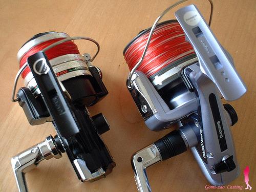 シマノ MIG Z 600 & 800