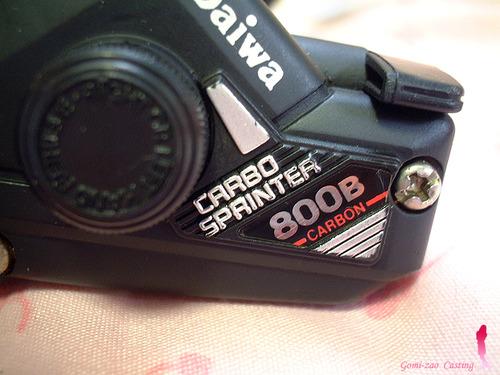 ダイワ カーボスプリンター ST800B 小型スピニング