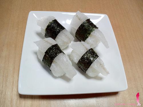 結局 いつものぉ寿司・・・