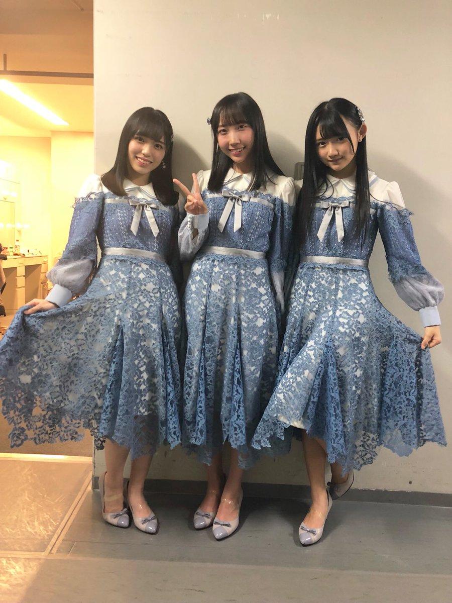 乃木坂46】STU48の新衣装が『シンクロニシティ』をパクリすぎだ