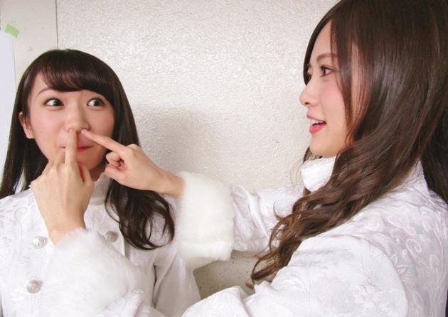 【乃木坂46】白石麻衣より秋元真夏の方が好きなんだけど、おかしい?