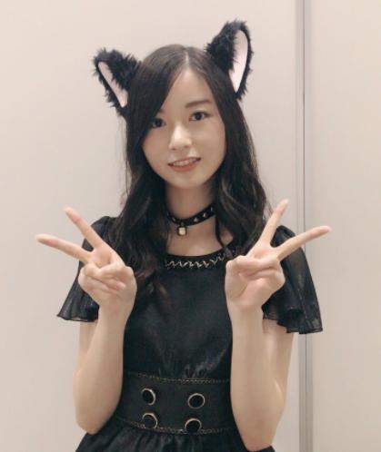 佐々木琴子の猫耳画像
