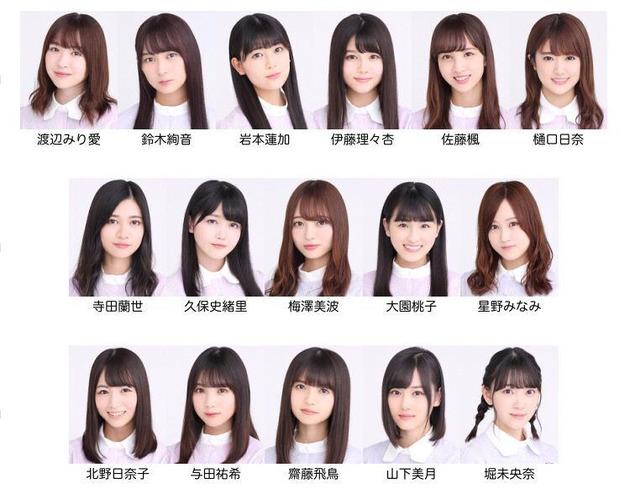 【!?】新生・乃木坂46選抜メンバーがコチラwwwwww(画像あり)