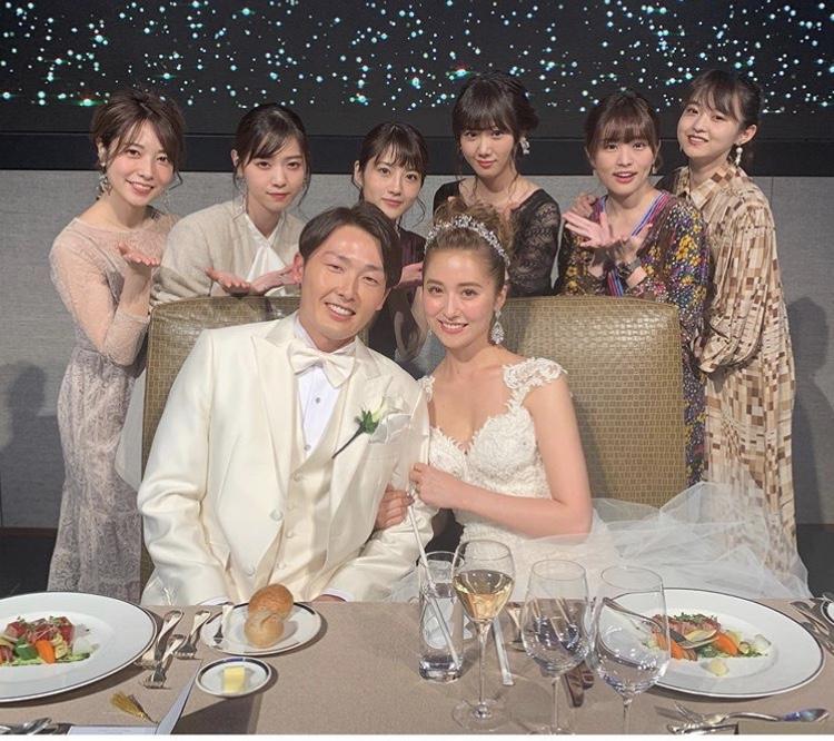 橋本 奈々 未 結婚
