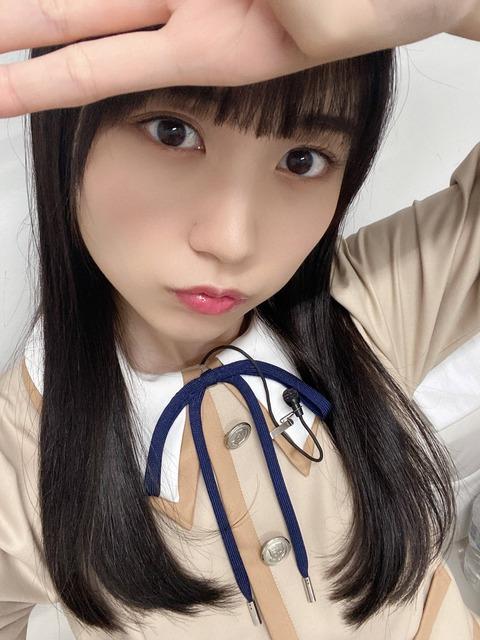 【乃木坂46】賀喜遥香さん、可愛いwwwww