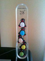 超アバウト温度計