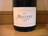 1993 MOUTARD BRUT MILLESIME 1993 MOUTARD BRUT MILLESIME