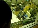 牛乳工場なのだ