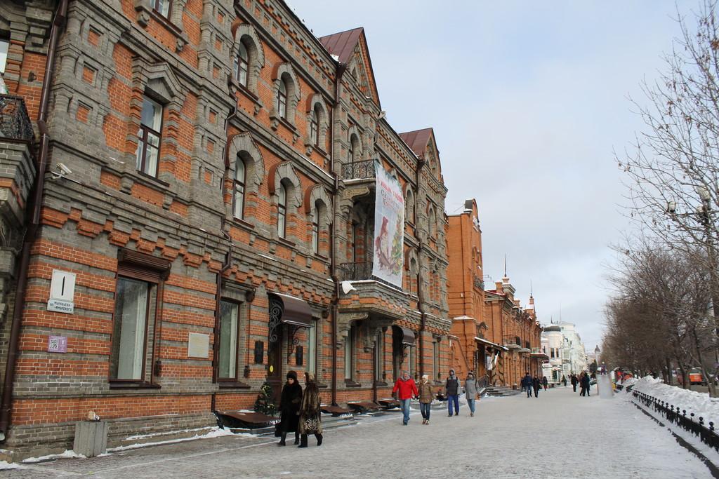 極東ロシアで年越し(4):元日...