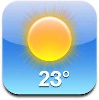 iPhone-天気-icon