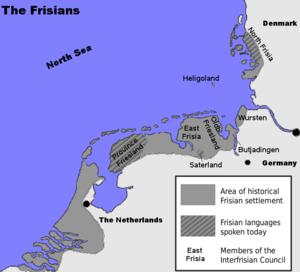 Frisians