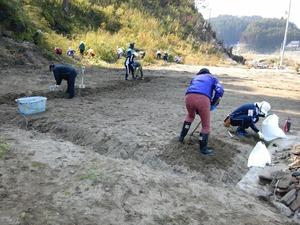 開墾作業~3徐々に