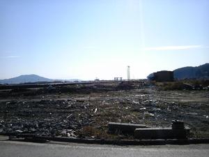 気仙町の風景