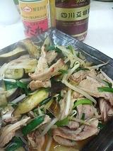 豚肉の野菜の炒め物