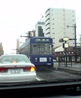 岡山の市電