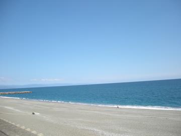 海はいいな