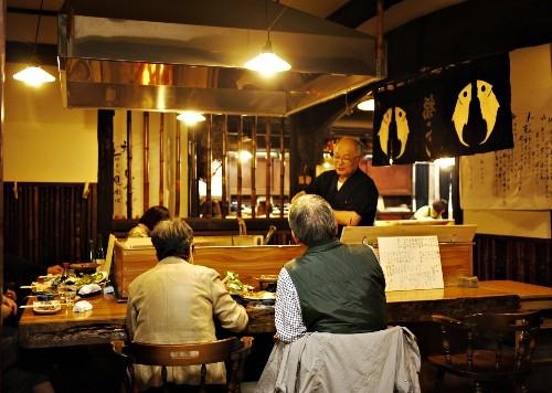 気仙沼「福よし」の焼魚 : 気仙沼の遊び方
