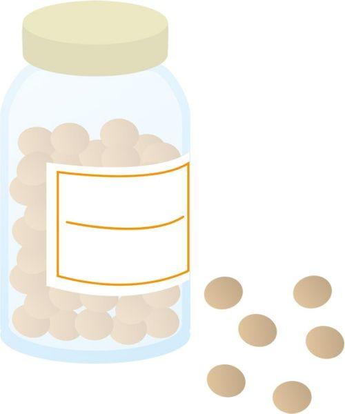 薬 サプリメント