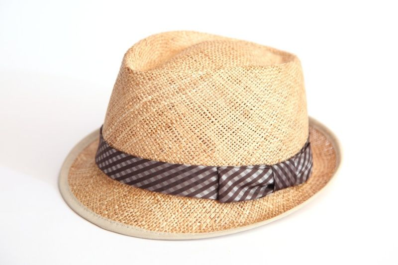 帽子 パナマ帽