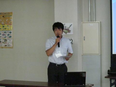 石川社長講演