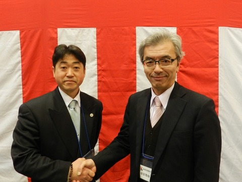 2頃安社長と高橋さん