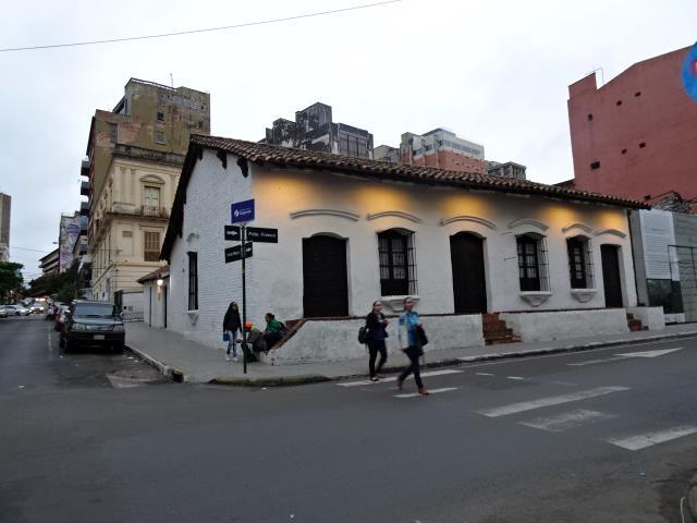 スペイン時代の建物