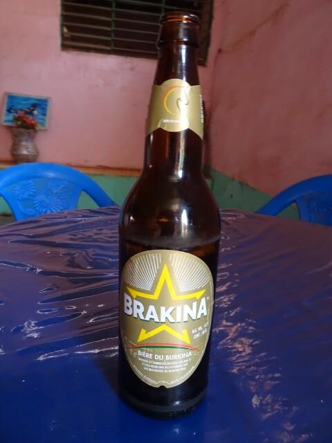 ブルキナのビール