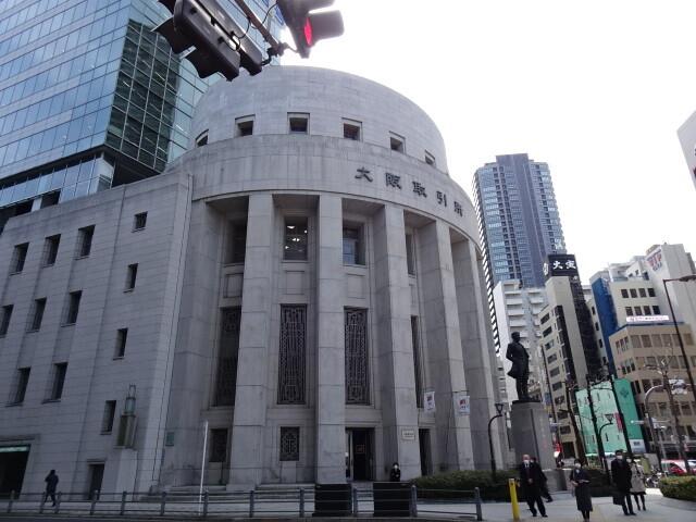大阪証券所