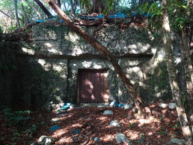 謎の3号墓