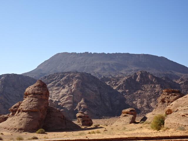 やがて砂になって砂漠に