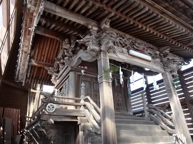 たかのり神社の建物