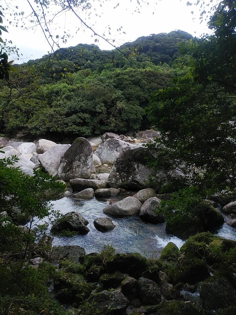 花崗岩の岩