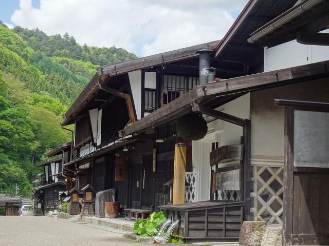 木曽福島宿