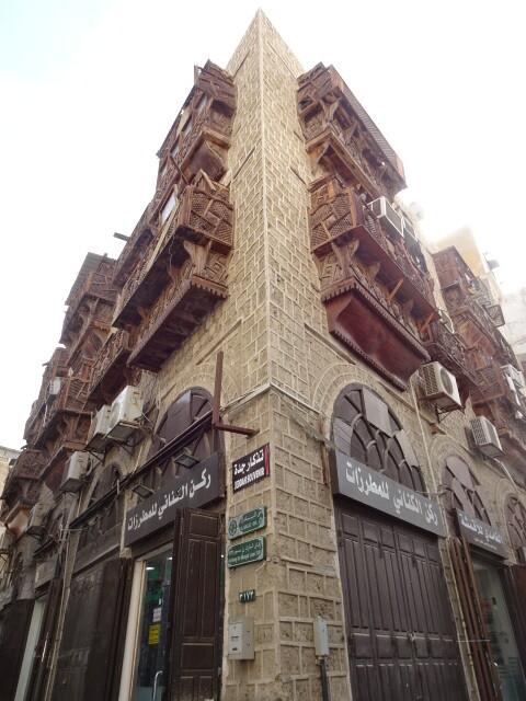 角地の建物