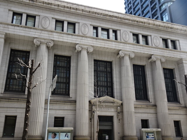 1936年築住友銀行