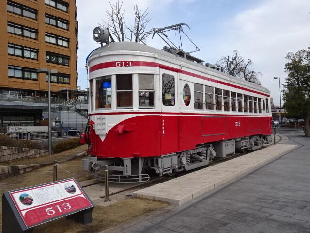丸窓電車513