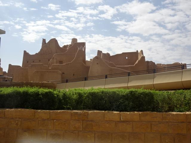 15世紀に始まったサウード家発祥の地